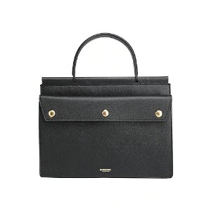 Burberry黑色手提包