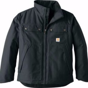 Carhartt Men's QuickDuck Woodward Traditional Jacket – Regular