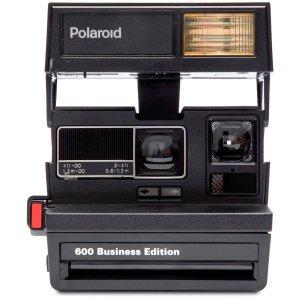 Polaroid免邮+免费送胶片600 Camera -复古相机