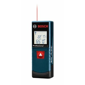 $29.98Bosch BLAZE 65-ft Indoor Laser Distance Measurer