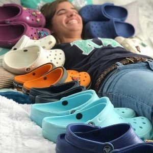 Up to 50% Off + $15 off when you buy $75Select Shoes @ Crocs