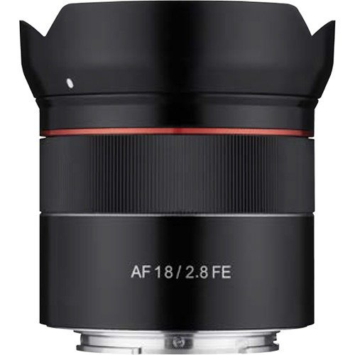 AF 18mm f/2.8 FE Sony E 镜头