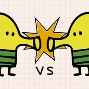 $100 Cube Cube Tourney: MOONDOODLE‎Doodle Jump VS on the App Store