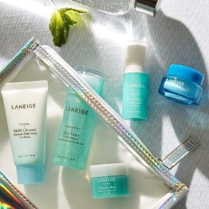 $10Laneige Travel Kits Sale