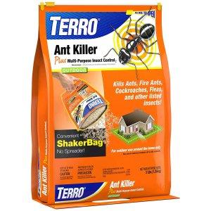 $4.99TERRO 3磅蚂蚁杀克星,可灭蟑螂、跳蚤等