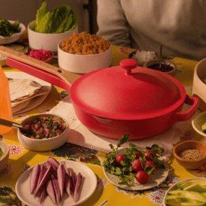 新年红限定款上市+送竹蒸笼Our Place 全场高颜值实用锅具、餐具热卖