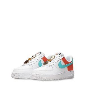 NikeAIR FORCE 1 篮球logo白鞋