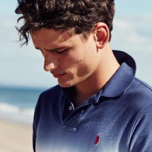低至5折+额外7折 $26.76起Polo Ralph Lauren 精选男装热卖 收经典Polo衫