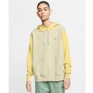5折起+折上85折 €35收爆款柠檬卫衣Nike 卫衣连帽衫专场 秋冬衣橱必备打底 百搭又时尚