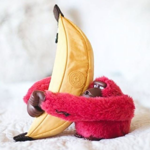 额外6折独家:Kipling官网 全场包包热卖 $11.40起收小香蕉