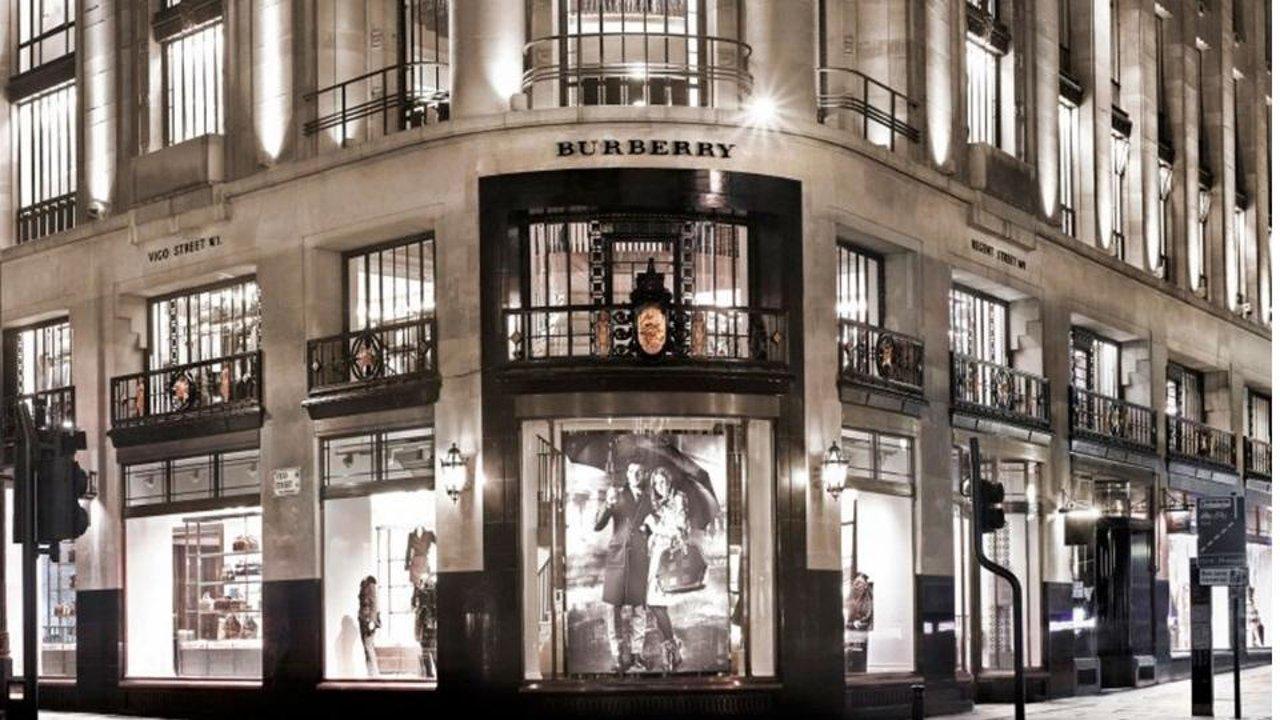 伦敦探店:Burberry全球最大旗舰店——摄政街店