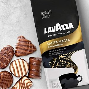 $3.95Lavazza Single Origin Santa Marta Ground Coffee Blend, Medium Roast