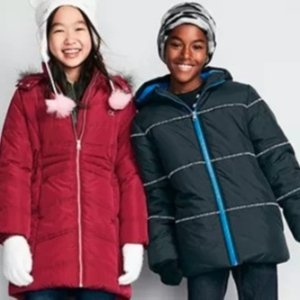 $15.99网络周开抢:macys.com 儿童冬季保暖外套特卖 寒冬保暖少不了