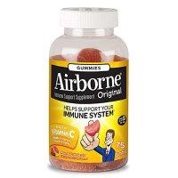 Airborne 维生素C软糖 75粒 1000mg