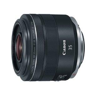 史低价:官翻 Canon RF 35mm f/1.8 IS Macro STM 微距镜头