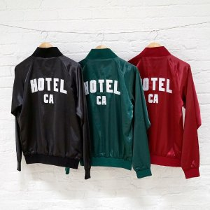 Hotel 1171 Satin Hotel CA Jacket