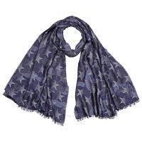 Valentino 星星围巾