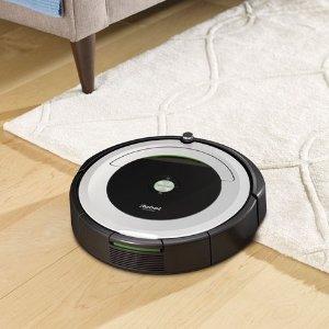 $379.99(原价$549.99)iRobot Roomba 695 Wifi扫地机器人