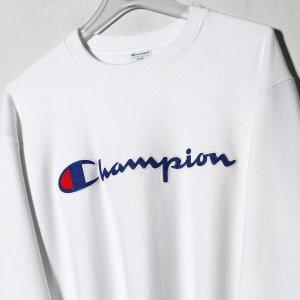 低至2.5折 + 买1送1Champion 爆款T恤,卫衣等折上折,7胖收T恤