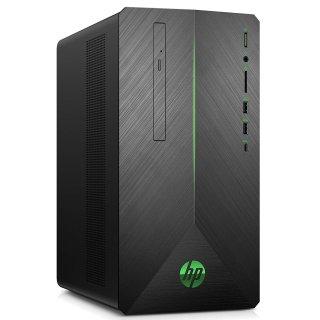 $529.99 128GB + 1TB 双硬盘HP Pavilion 游戏电脑 (Ryzen 5 2400G, RX 580, 8GB)