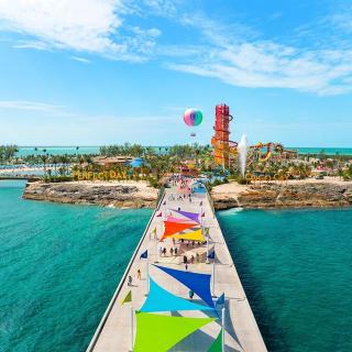 低至$249 停靠私人海岛可可湾皇家加勒比游轮 4晚巴哈马行程 奥兰多往返
