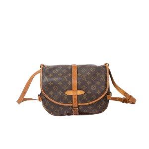 Louis Vuitton老花斜挎包