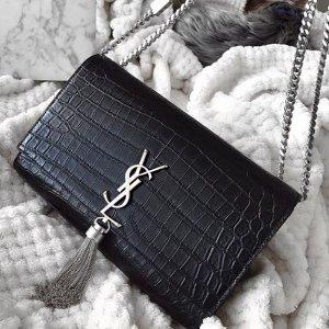 再降! 4.2折起 Kate$1400Saint Laurent 明星出街首选包包,$830收手包