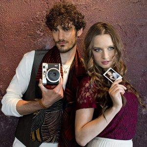 $163(原价$219)Fujifilm Mini 90 Neo 复古拍立得相机 黑色款