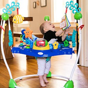 f04a7cf87a81 Baby Einstein Neptune s Ocean Discovery Jumper - Dealmoon