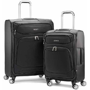 Samsonite StackIt Plus 2 Piece Stackable Luggage Set