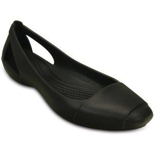 Crocs平底鞋