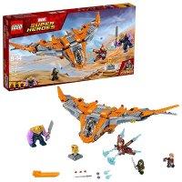 Lego Marvel Super Heroes Avengers:灭霸终极之战 76107