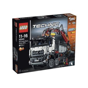 £107.99乐高LEGO 42043 旗舰系列Mercedes-Benz Arocs