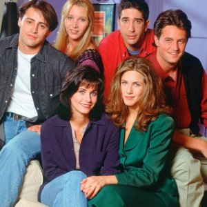 thousand theaters show and Lego Release Sep 1'Friends' Anniversary and comes to the big screen 25 years later