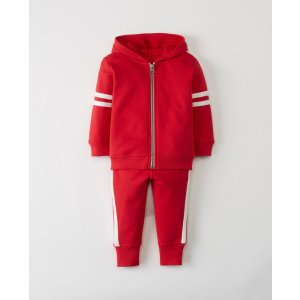 Hanna Andersson婴幼儿运动套装