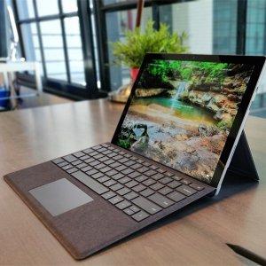 优惠价€895起 最高立省€112Microsoft Surface Pro 7 带键盘套装热促 快速提高生产力