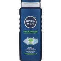 Nivea 3合1保湿沐浴露 3瓶装