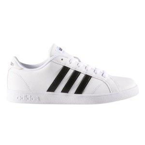 $29.99(原价$49.99)adidas 大童款小白鞋 娇小妹纸可穿