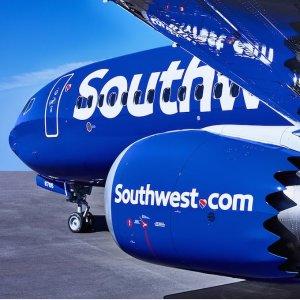 西南航空带你飞2019年免费坐飞机