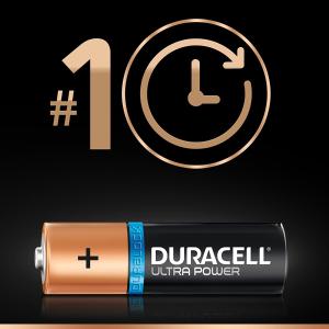 现价£8.68(原价£11.99)金霸王Duracell 五号 AA 碱性电池
