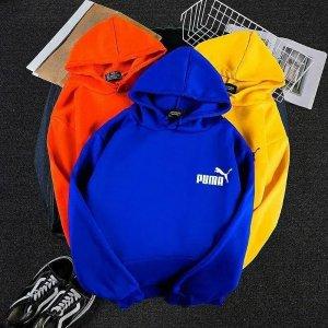 低至3折 T恤仅$9.99PUMA官网 私密特卖会 男款运动鞋服都参加 Logo卫衣$19.99