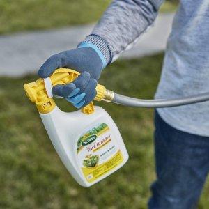 Scotts Liquid Turf Builder with Plus 2 Weed Control Fertilizer, 32 fl. oz.
