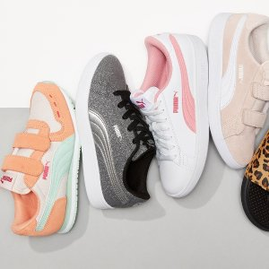 Up to 50% OffHautelook Puma Kids Sale