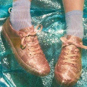 额外6折 闪闪亮亮惹人爱Opening Ceremony Glitter La Cienegas 系列美鞋折上折