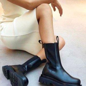 低至3折 $150收马丁靴新年礼物:SSENSE 时尚冬靴专场  盘点2020年必入款