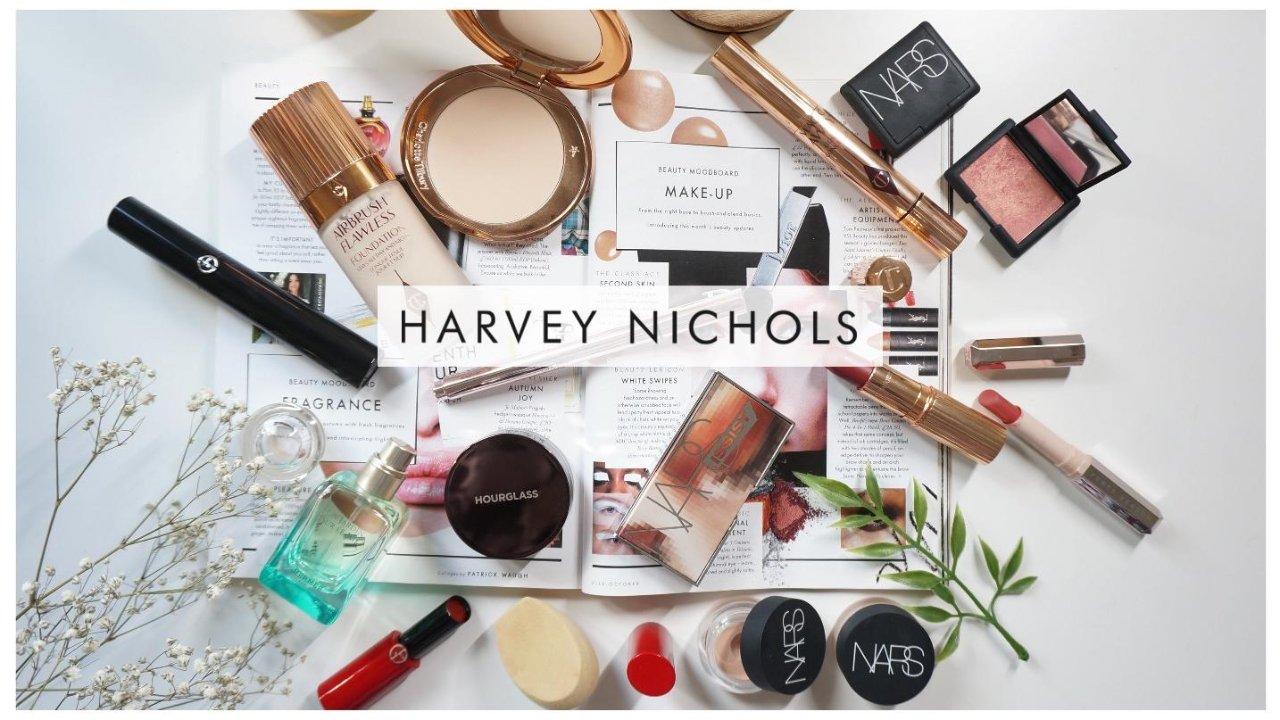 定价优势超划算/我的彩妆爱用品都能在Harvey Nichols一次性买到