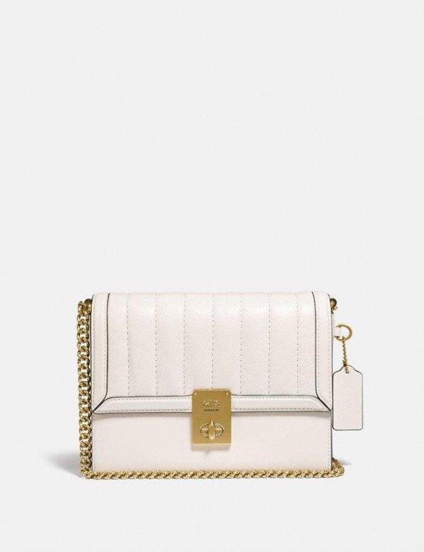 白色hutton盒子包