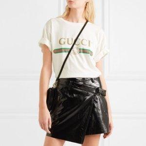 £308.33 码全Gucci 经典logo T恤  时髦精夏日必备单品