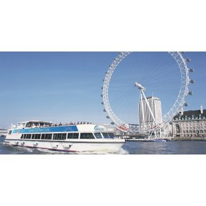 非伦敦眼门票伦敦眼河上游船
