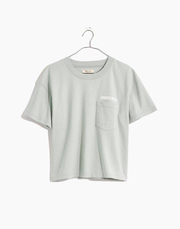 x Free & Easy® T恤